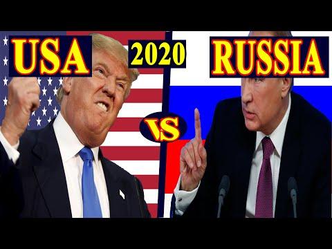 Usa Vs Russia Military Power Comparison 2020 (Latest Update)