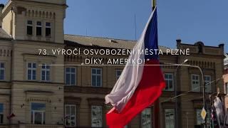 Karla Šlechtová a Andrej Babiš se zúčastnili Slavnostní svobody v Plzni