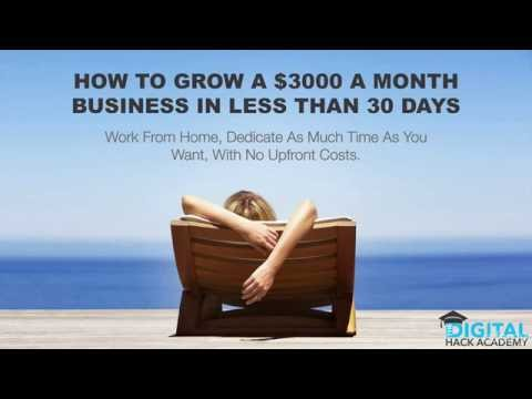 Work From Home & Earn Passive Income With A Real Business