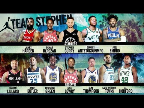 Team Stephen! Best Plays from Every All-Star on the Team | 2018 NBA All-Star Game