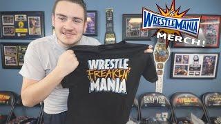 WWEShop Unboxing 4/8/17 #WWEShopChamp | Brandon Hodge Unboxing #65