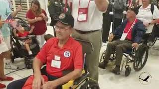 Collier-Lee Honor Flight Mission 20 - Bill Holderby