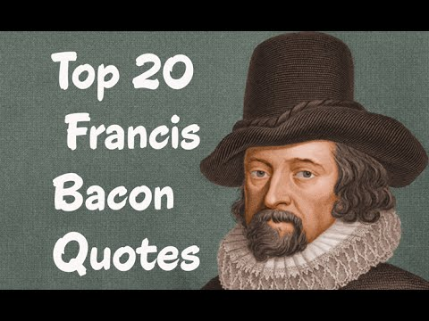 Francis Bacon Quotes About Truth