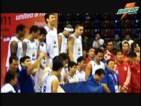 SEA Games - Sinag Pilipinas celebrates the gold