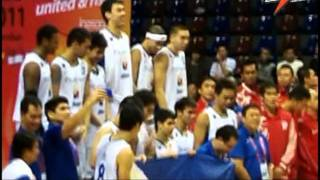SEA Games - Sinag Pilipinas celebrates the gold