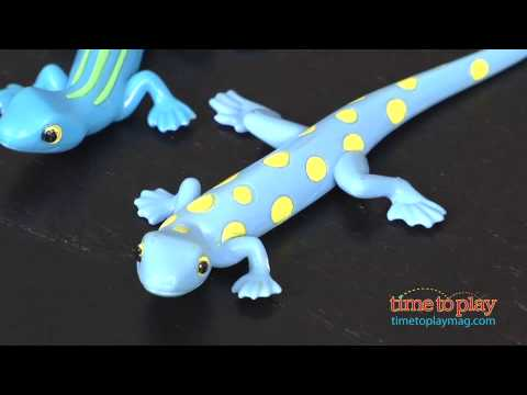 New Melissa and Doug Sunny Patch Litter of Lizards
