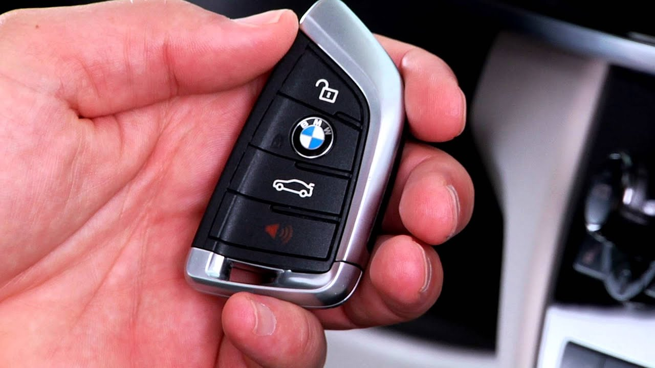 New Key Fob Bmw Genius How To Youtube