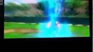 Sasuke true Chidori vs Sasuke Kirin
