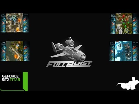FullBlast - First Time PC Playthrough & Written Review