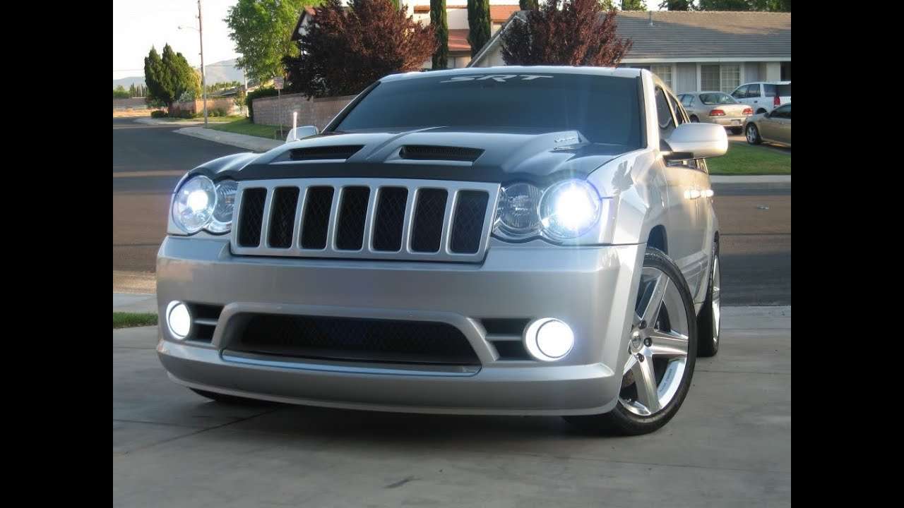sickest 1000hp jeep srt8 in the world daily driven. Black Bedroom Furniture Sets. Home Design Ideas