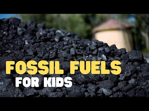 Fossil Fuels for Kids | Learn all about fossil fuels, what they are, and where they come from