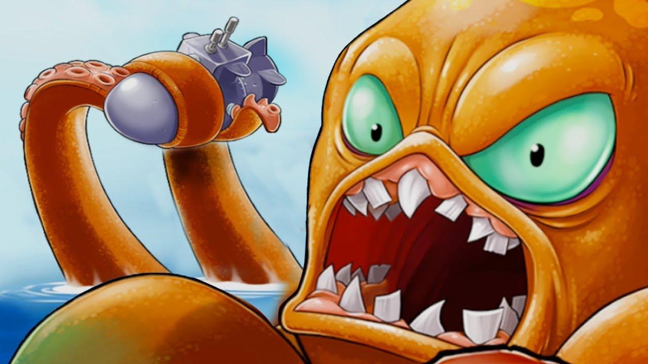 The Kraken Awakens!!! – Octogeddon Ep1