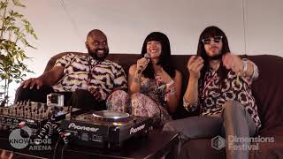 Knowledge Arena: In conversation with: Khruangbin
