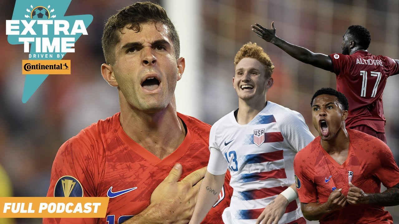 USA Best XI draws from Juventus, Chelsea, Dortmund & MLS