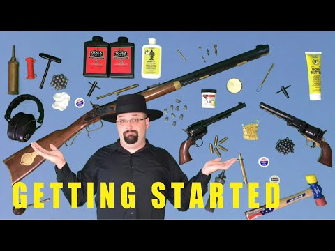 Getting Started In Black Powder Shooting