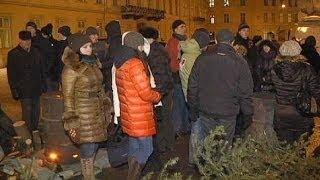Ukraine: Regional Headquarters Seized By Anti-
