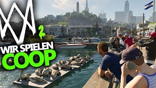 WATCH DOGS 2 Let's Play #009 - COOP-Modus mit Herr Currywurst