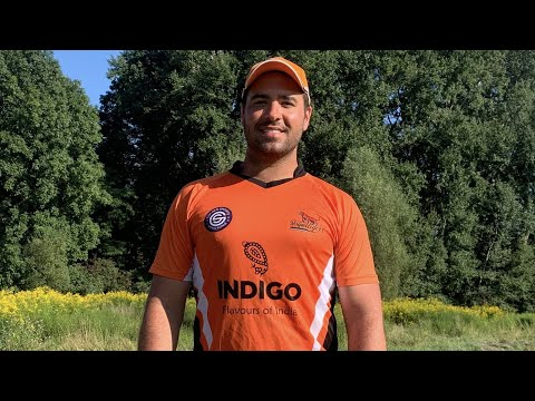 European Cricket Series Record bowling figures of SIX wickets for two from Steffan Gooch in Hungary