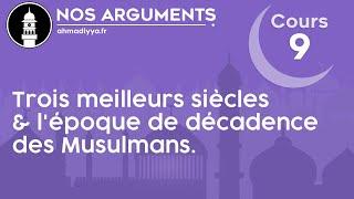 Nos Arguments - Cours 9