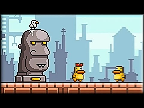 Gravity Duck 2 - Game Walkthrough (full)