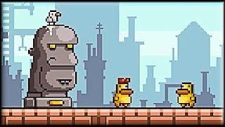 Gravity Duck 2 - Game Walkthrough (full)