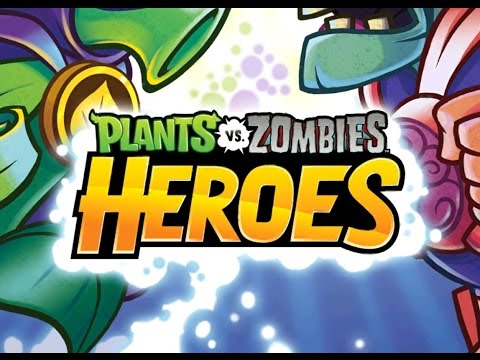 [LIVE!] Plants vs. Zombies Heroes Live Gameplay