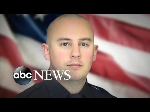 Officers' body cameras capture moments before one of their own was killed: Part 1