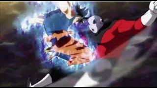 Goku Ultra Instinct Rage Vs Jiren!! DB Super Episode 110 Eng Sub