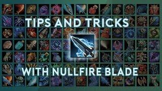 [HoN]Tips & Tricks: Nullfire Blade