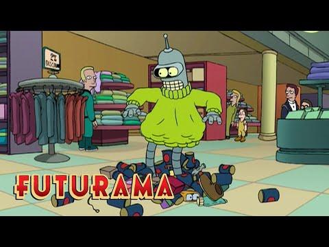 FUTURAMA   Season 1, Episode 6: Buttload Of Oil   SYFY