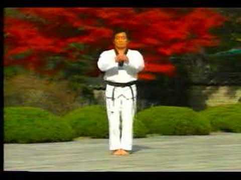 7. Taekwondo Poomsae Taegeuk Chil Jang Wtf