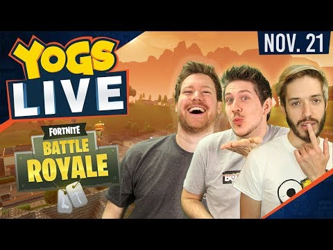 Multicam Fortnite Battle Royale w/ Hat Films - 21st November 2017 [PART 1]
