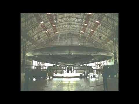 PICTURE OF UFO INSIDE AREA 51 - NEVADA, CALIFORNIA