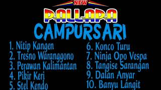 Top Hits -  New Pallapa Full Album Lagu Cursari
