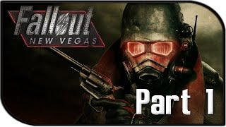 "Fallout: New Vegas Gameplay Part 1 - ""FALLOUT 4 HYPE!"" (Fallout 4 Hype Let"