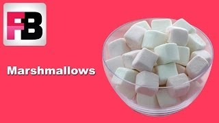 #fame food - Homemade Marshmallows Recipe by Neetal Mistry | Promo