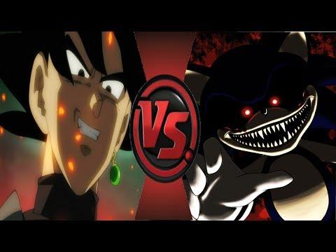 Goku vs Soinc exe