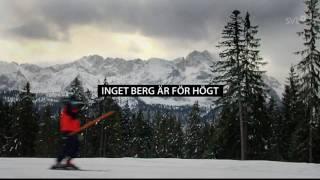 SVT Reklam för vinter-OS 2010