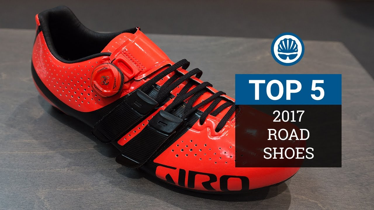 4f45b6c879a2 Top 5 - Hottest Road Cycling Shoes 2017 - YouTube