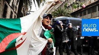 Algérie : mobilisation exceptionnelle à Alger