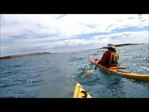 Sea Kayaking FB: Port Victoria to Wardang & Goose Islands 22/23 Oct 2016