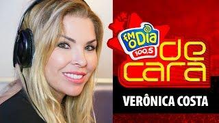 Verônica Costa fala sobre traição, tortura e revela segredos