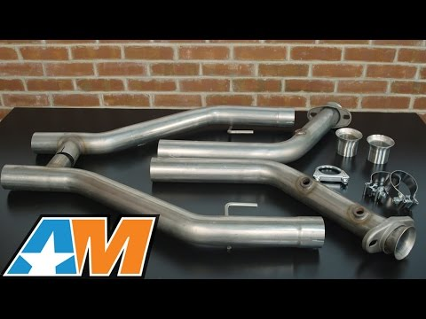 Mustang Pypes Off-Road H-Pipe (2005-2010 GT) Review