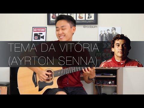 Tema da Vitória - Ayrton Senna Violão Fingerstyle Solo - Rodrigo Yukio