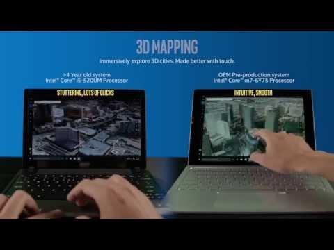 Intel Skylake 6th Generation Processor VS 4 year old Notebook