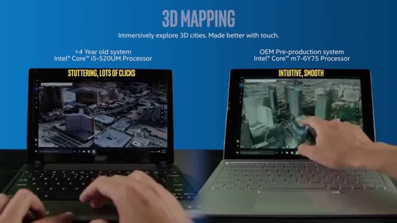 intel skylake 6th generation processor vs 4 year old