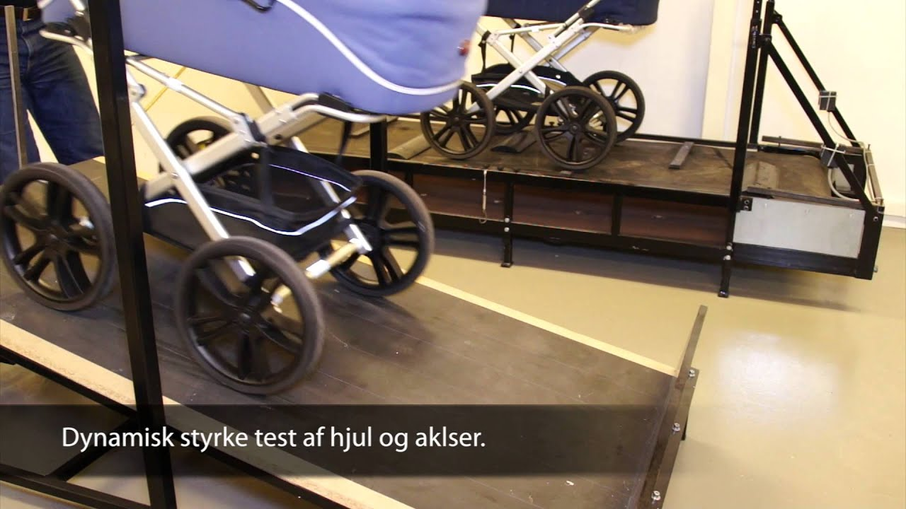 Odder Barnevogn Hos Babysam Test På Odders Barnevognsfabrik Youtube