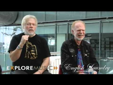 Jeff Woods chats with Bachman & Turner pt1