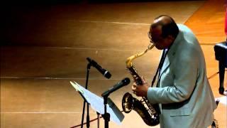 NIU Jazz Ensemble ft. Ernie Watts, saxophone - Mintzer - Truth (segue into Joyous Reunion)