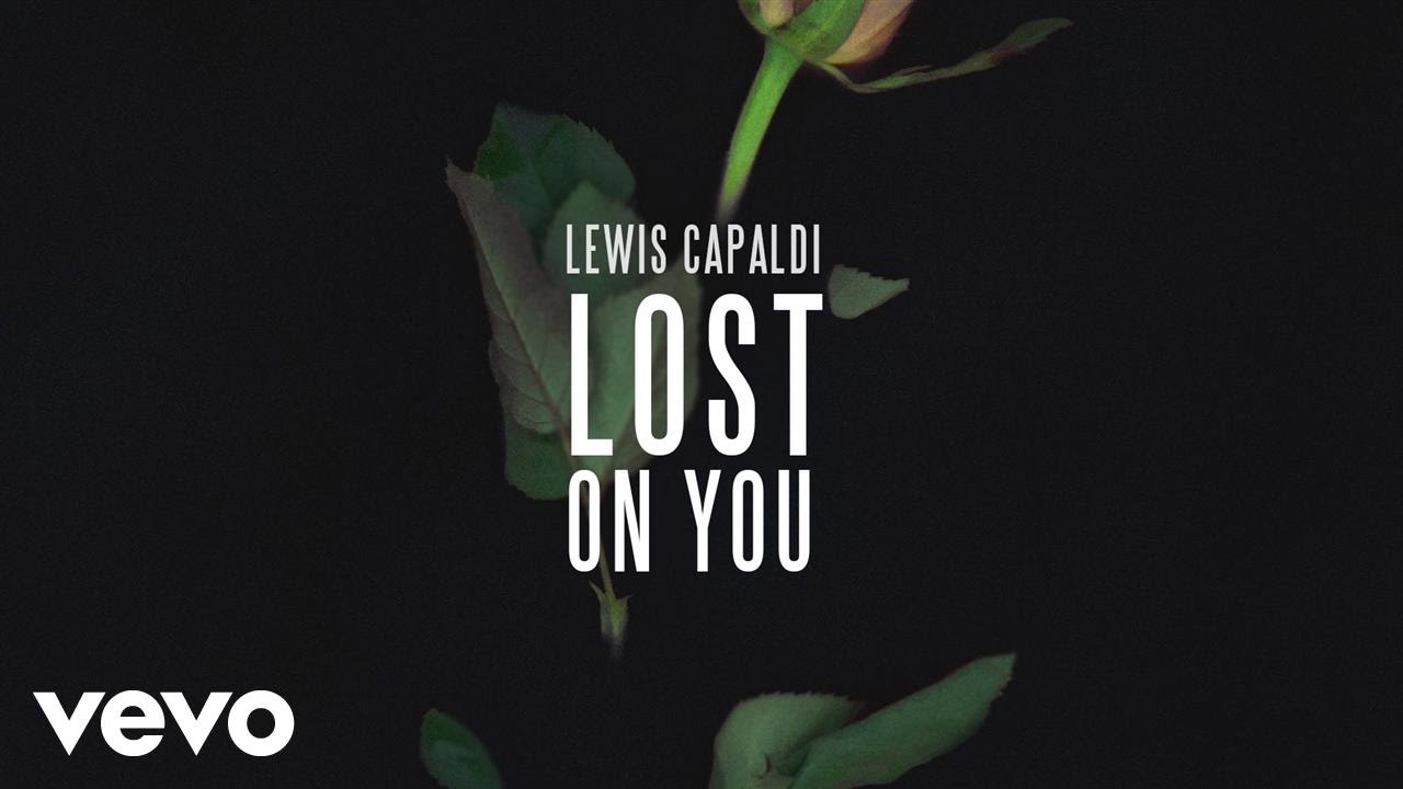 Lewis Capaldi Lost On You Official Audio Youtube